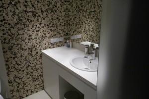 blat łazienkowy corian staron